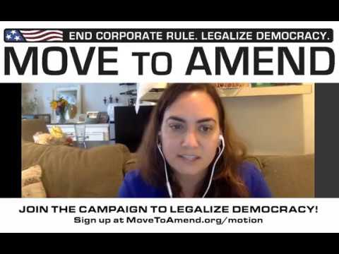 Move To Amend Live Report  - September 2017