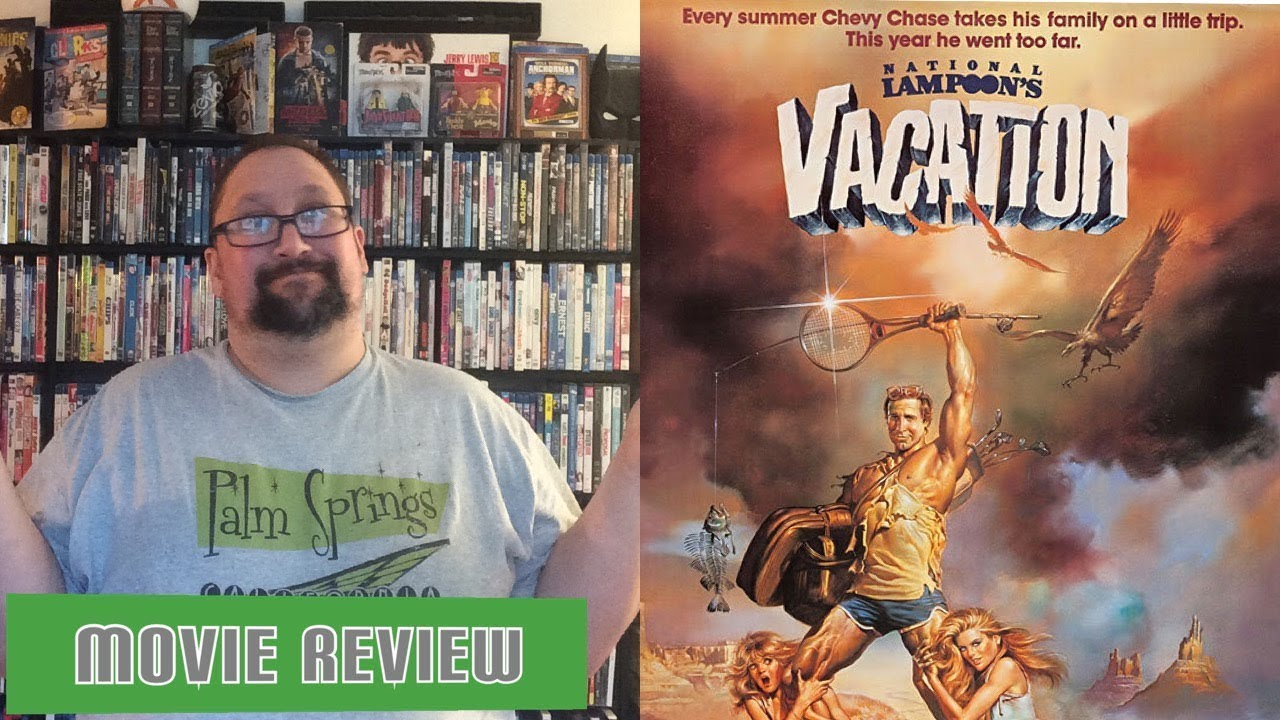 National Lampoon's Vacation (1983) Movie Review- The Video ...