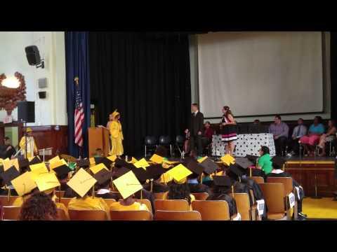 New Roberto Clemente graduating students (Tèa)