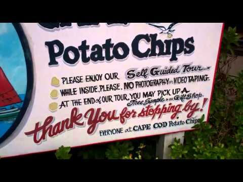 How CAPE COD CHIPS are made