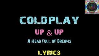 Gambar cover Coldplay - Up&Up [ Lyrics ]