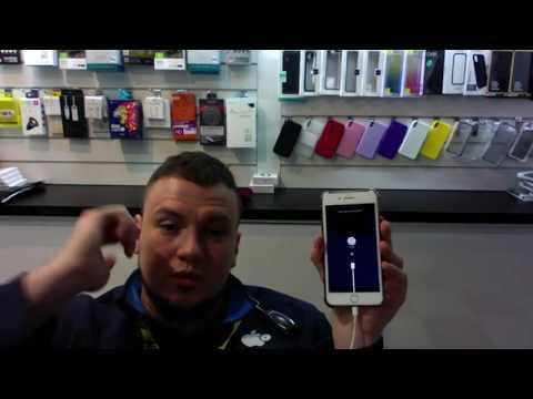 Как восстановить iphone 7