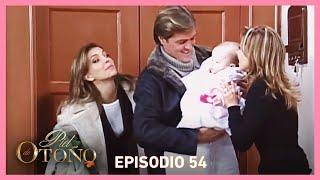 Piel de Otoño: Lucía logra recuperar a su nieta | C-54 | tlnovelas