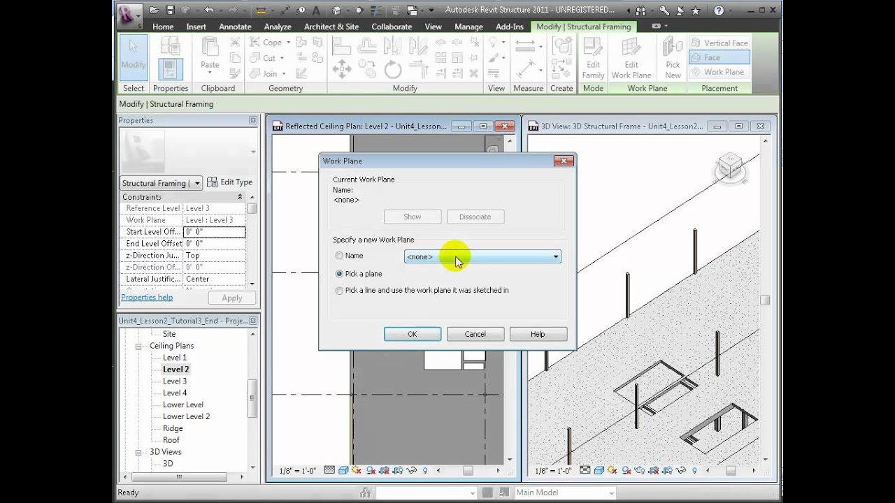 Draw House Plan Revit Structure Modeling Wood Columns Beams And Floors