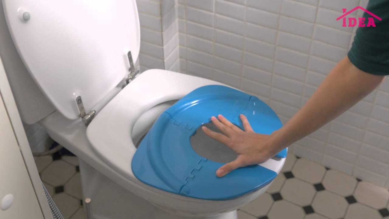 Самолет сбрасывает туалет - YouTube