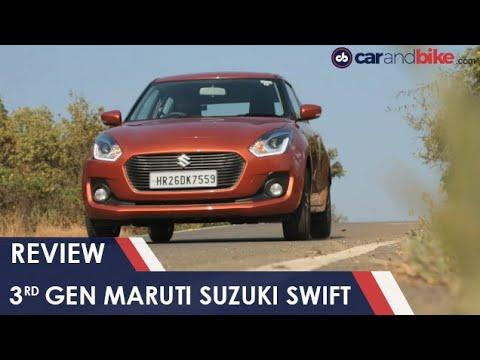 New 2018 Maruti Suzuki Swift Review | NDTV carandbike