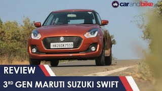 New 2018 Maruti Suzuki Swift Review | NDTV carandbike