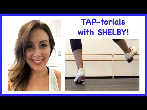 Tap Dance TAP-torial: Learn A WING TIME STEP
