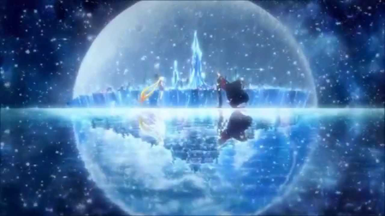 Beautiful Girl Live Wallpaper Hd Sailor Moon Crystal Serenity X Endymion My Only Love