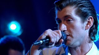 The Last Shadow Puppets - Sweet Dreams, TN - Later… with Jools Holland - BBC Two