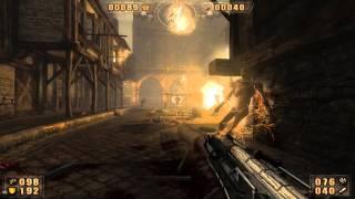 Painkiller - Gameplay / Walkthrough - Chapter 2 - Level 5 - Town [1080p|60fps]