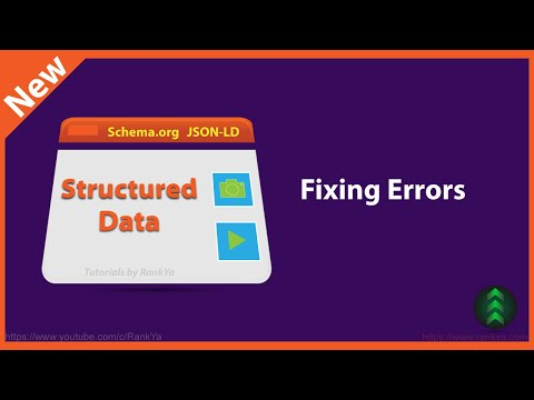 How to Fix Google Structured Data Errors