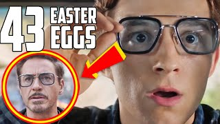 Spider-Man Far From Home Trailer: Every Easter Egg