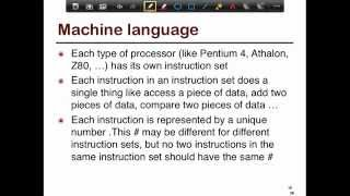 3. SFU CMPT 300: User mode / kernel mode / hardware hierarchy: from machine language to applications