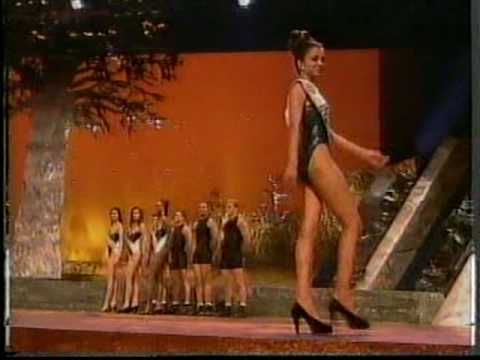 MISS WORLD 1994 Swimsuit Competition