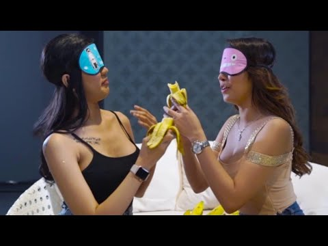 Banana Eating Challenge _ POPULAR  FLIX