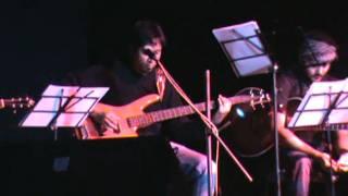 "Timir @ Ami Opar Hoye Boshe Achi ,21st jan,2012,Rabindrabhavan, Asansol ,""Timir Unplugged"""