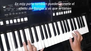 Tutorial de Piano - Te doy Gloria - En Espiritu y en Verdad