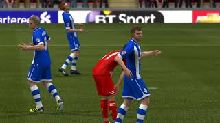FIFA13 Liverpool 2018 Update - I dont believe what happens - shocked
