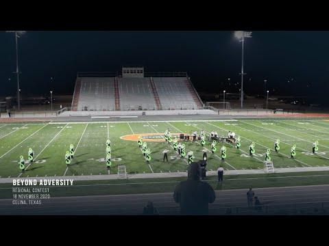 "Gunter High School Marching Band ""Beyond Adversity"""