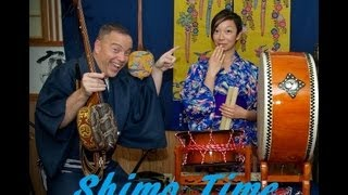 3.8の島唄ライブショー@さと家ラスベガス 3/8/13 Okinawa Live Show...