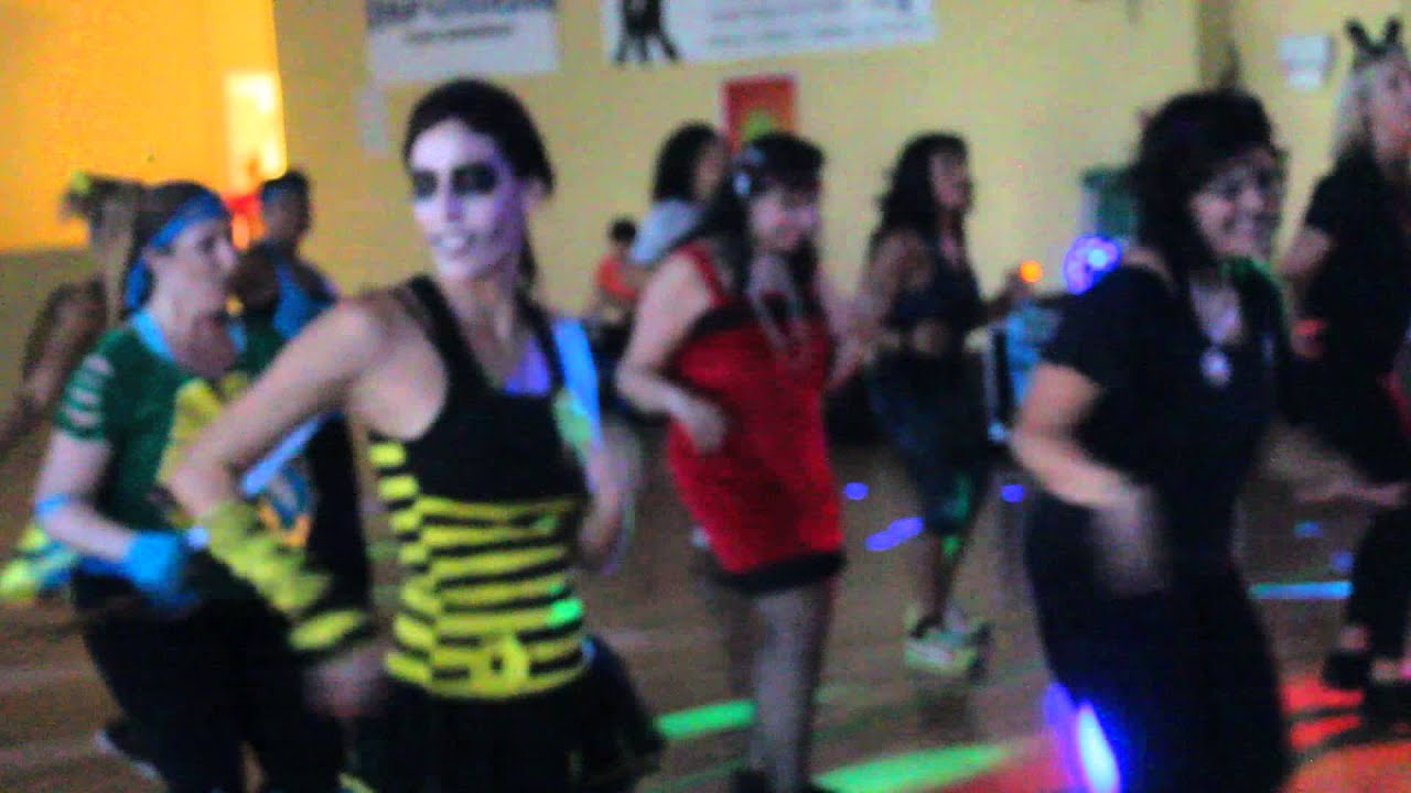 Zumba Halloween Costume Bash!!1  sc 1 st  YouTube & Zumba Halloween Costume Bash!!1 - YouTube