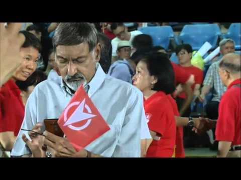 LIVE: SDP at Bukit Gombak Stadium