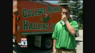 College Hunks In York, PA Fox 43 News WPMT