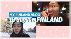 First 10 days in Tampere⎮Finland Recap Vlog pt.1