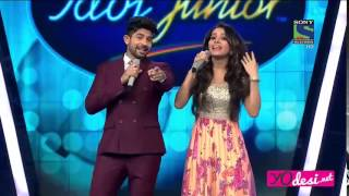 INDIAN IDOL JUNIOR 1ST AUGUST  2015 PART-1