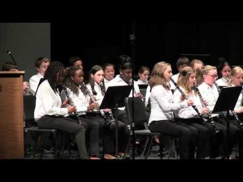 Dance of the Thunderbolts - Kanapaha Middle School Beginning Band