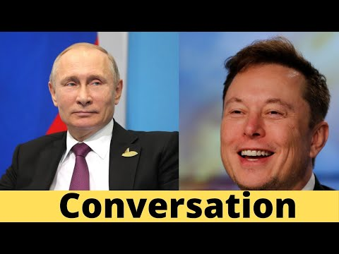 Elon Musk and Vladimir Putin Can Talk About Russia's Vast Na
