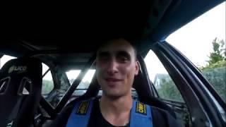 Niedzielny kierowca BMW w lesie-Dokurviator