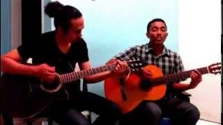 Utha Likumahuwa - Sio Mama (cover) Ardi Meliala ft. Calvin Syatauw