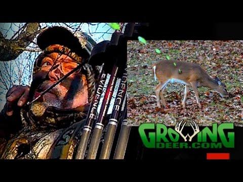 Deer Hunting: A Late Season Pattern Gets Deer in Range and Down! (#374) @GrowingDeer.tv