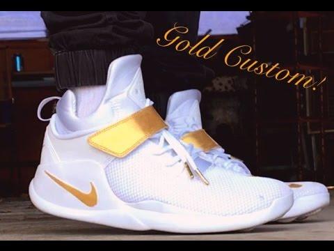 CUSTOM Nike Kwazi