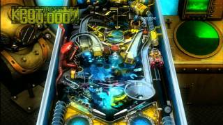 Classic Game Room - PINBALL FX2 review part 1