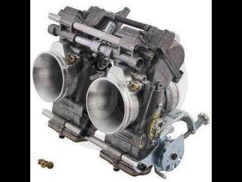 Sostituzione Membrane Monster 600 750 900 Carburatori Youtube