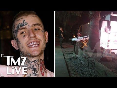 Rapper Lil Peep Dead at 21, Possible Overdose I TMZ LIVE