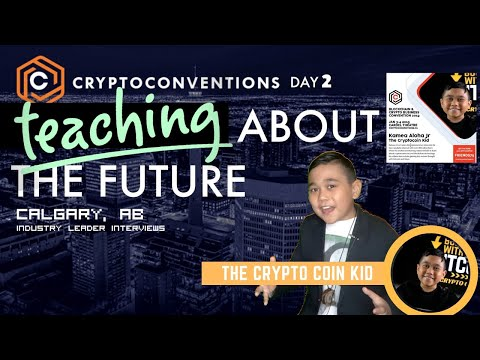 Crypto Conference Day 2 | My Talk