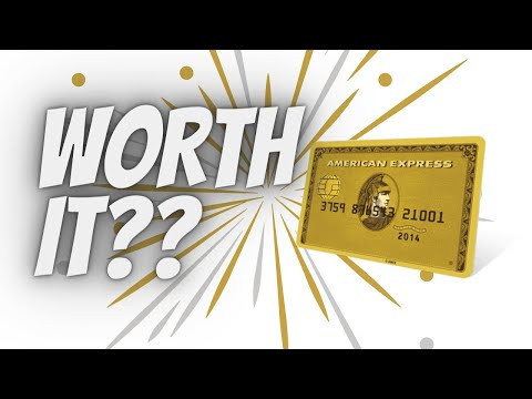 American Express Rewards Gold Card | Three month Review