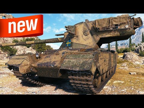 EMIL 1951 – NEW SWEDISH HEAVY TANK – World of Tanks Gameplay