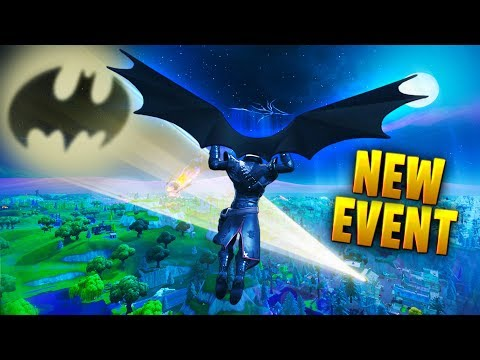 *NEW EVENT* BATMAN Is Coming! | Fortnite Funny and Best Moments Ep.591
