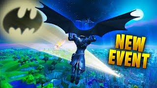 *NEW EVENT* BATMAN Is Coming!   Fortnite Funny and Best Moments Ep.591