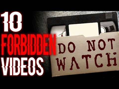 10 Horrifying Videos You'll NEVER See | TWISTED TENS #29