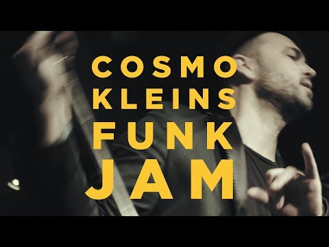 COSMO KLEINS FUNKJAM live session –  shot at Birdland with Panasonic EVA1