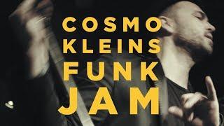 COSMO KLEINS FUNKJAM live session –  shot at Birdland with Panasonic EVA1