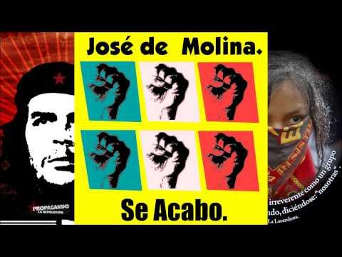 José de Molina Se acabó 1976 Disco completo