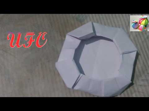 How to make boomerang like UFO