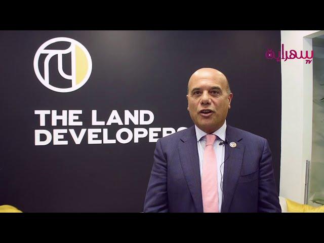 لقاء حصري ل #مجلة_سهراية مع المهندس #أحمد_الطيبي رئيس مجلس إدارة شركة #the_land_developers